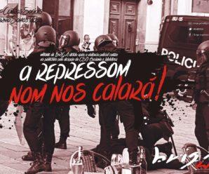 cartaz repressom