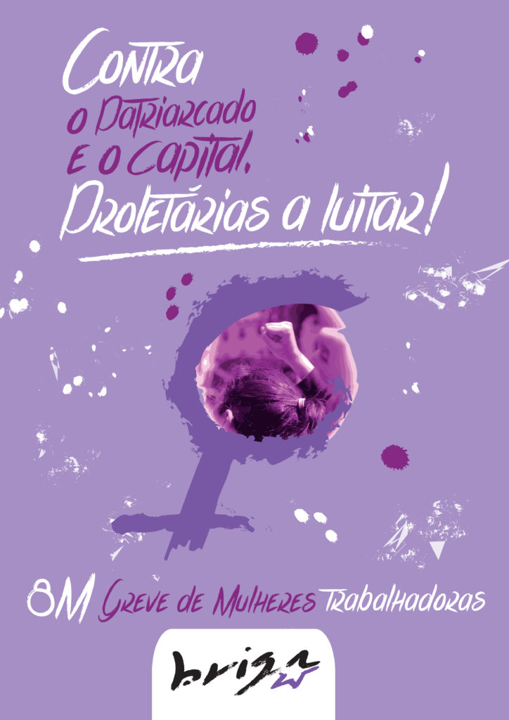 cartaz 8M Briga